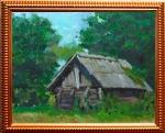 hut framed